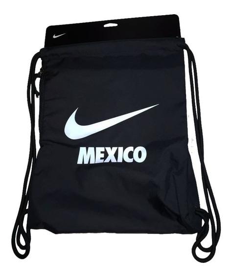 Morral Nike Mexico Impermeable Mochila Gym Bckp Urban Beach