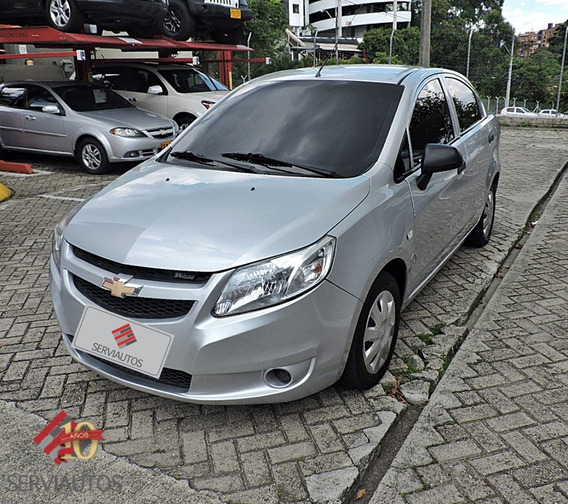 Chevrolet Sail Ls Mt 1.4 2017