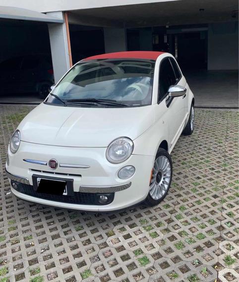 Fiat 500 Cabrio 1.4 105 Cv At