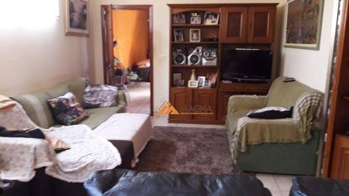 Imagem 1 de 17 de Casa À Venda, 157 M² Por R$ 510.000,00 - Parque Dos Bandeirantes - Ribeirão Preto/sp - Ca2632