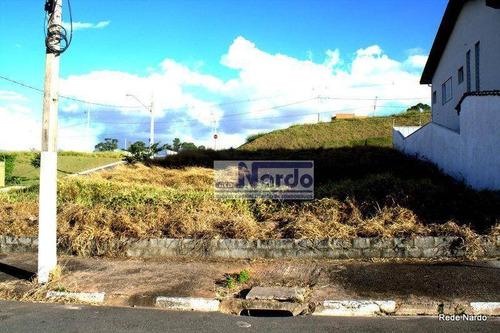Terreno À Venda, 474 M² Por R$ 200.000 - Residencial Dos Lagos - Bragança Paulista/sp - Te1268