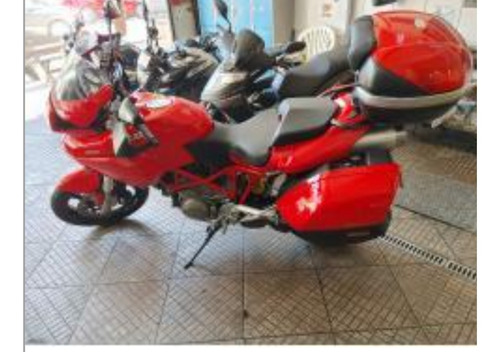 Imagem 1 de 1 de Ducati Multistrada 1100