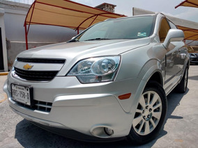 Chevrolet Captiva Sport Lt Piel V6 2012