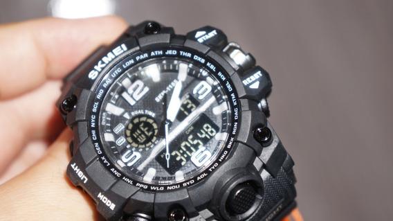 Relógio Skmei 100% Original Modelo 1155 Prova D