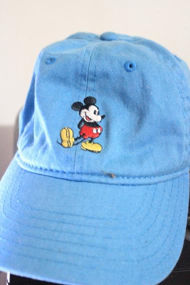 Gorra Mickey Mouse Disney X Junk Food Original Niño