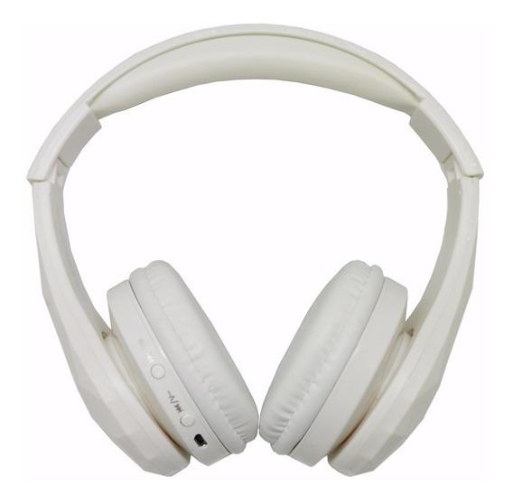 Fone Bluetooth Ms-b8 Cartão Sd Radio Fm Mp3 Samsung iPhone