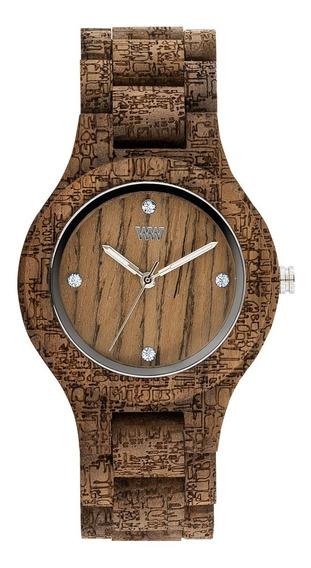 Relógio, Wewood, Antea Nut Rough Fabric