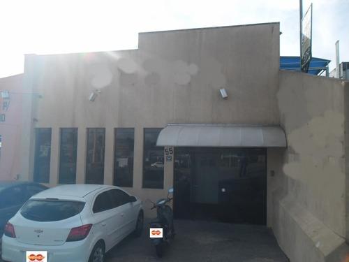 Imagem 1 de 27 de Salão Comercial Situado No Parque São Francisco - Sl0048