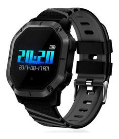 Relógio Masculino Com Medidor De Frequencia Cardiaca E Pa