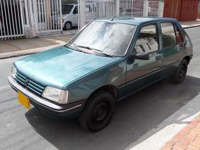 Peugeot 205 Mecanico Excelentes Condiciones