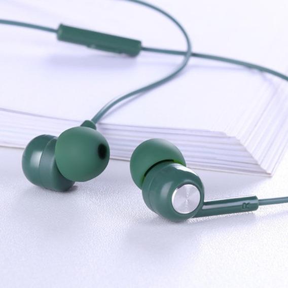Joyroom E102s Fone De Ouvido Estéreo Verde