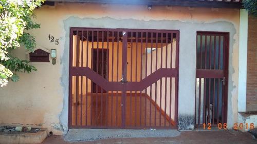 Imagem 1 de 8 de Casa Residencial À Venda, Planalto Verde, Ribeirão Preto. - Ca0419