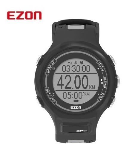 Relógio Ezon T907/gps-bluetooth-sensor Philips-strava