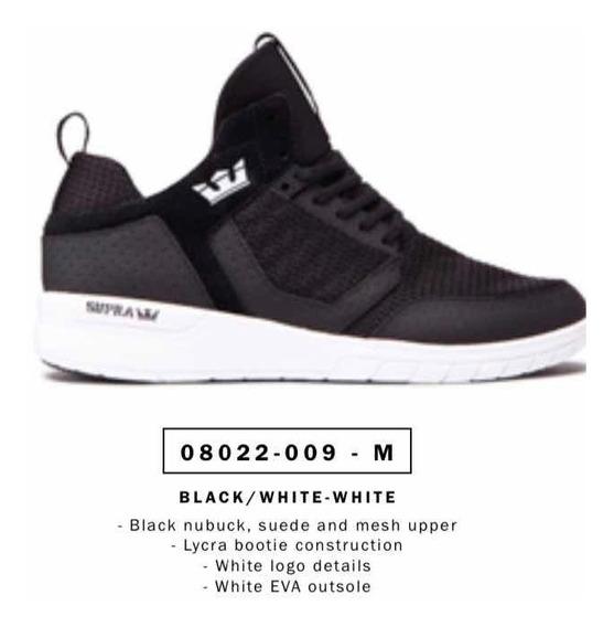 Zapatillas Supra Method Black/white