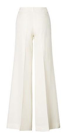Lacoste Jeans Pantalones Pata Elefante Retro Campana C314