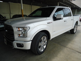 Ford Lobo 3.5 Doble Cabina Limited 4x4 2017