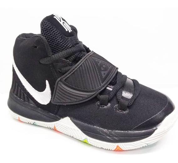 Zapatos Botas Nike Air Kirye Irving 6 Niños Juvenil Zoom Hi