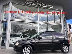 Chevrolet Corsa Classic / $ 90000 Y Cuotas /