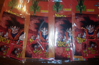 Album + 10 Sobres Dragon Ball Z Universe Panini Starter Pack