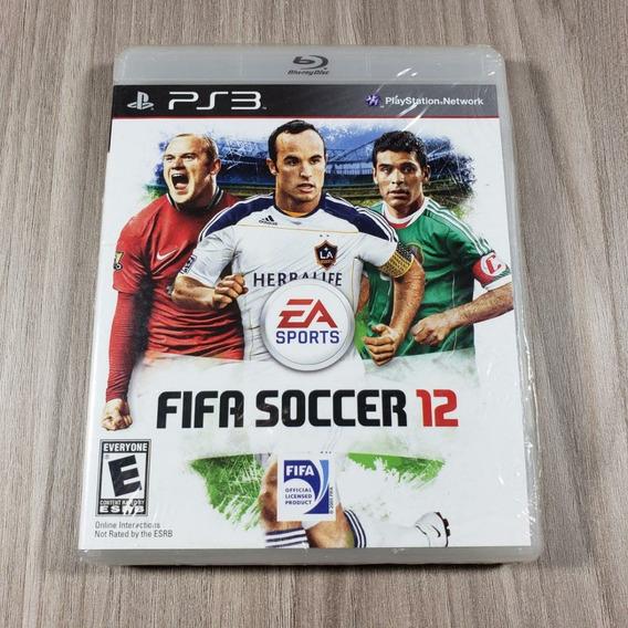 Fifa Soccer 12 | Playstation 3 - Midia Fisica