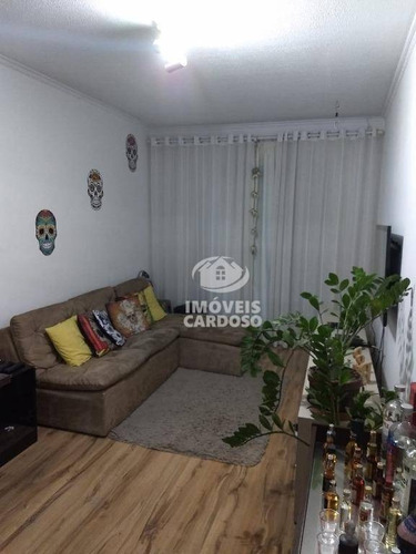 Imagem 1 de 12 de Apartamento Com 3 Dormitórios À Venda, 69 M² Por R$ 530.000 - Perdizes - São Paulo/sp - Ap0201