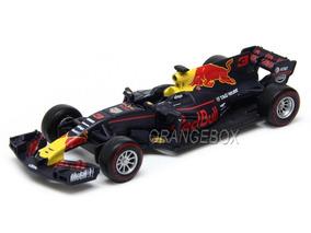 Fórmula 1 Red Bull Rb13 2017 Daniel Ricciardo Bburago 1:43