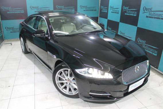 Jaguar Xj 3.0 Portfolio Supercharged V6 24v Gasolina 4p