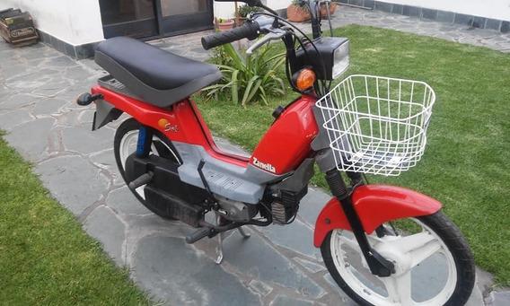 Ciclomotor Zanella Sol Automatica