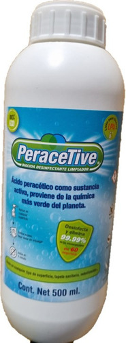 Imagen 1 de 1 de Desinfectante Biodica Formulado De Persan Active Lpu 2lts