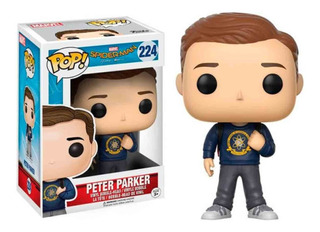 Funko Pop : Spiderman - Peter Parker #224