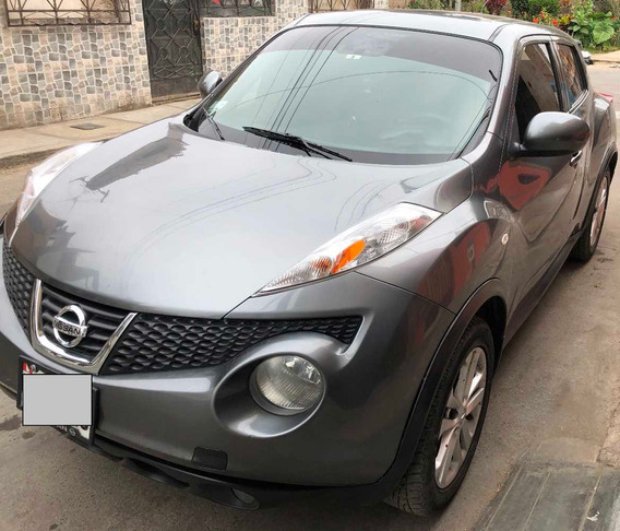 Nissan Juke 2013 - Automático (cvt)