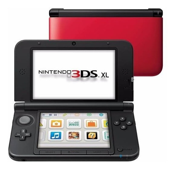 3ds Xl Original Nintendo Semi Nv +64 Gigas De Jogos +brindes