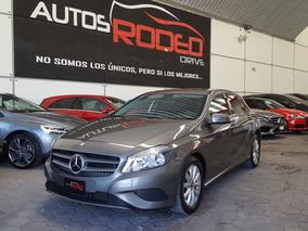 Mercedes Benz A 180 5pts Cgi Tm6 A/ac 6 Cd Ra16 2013 Acero