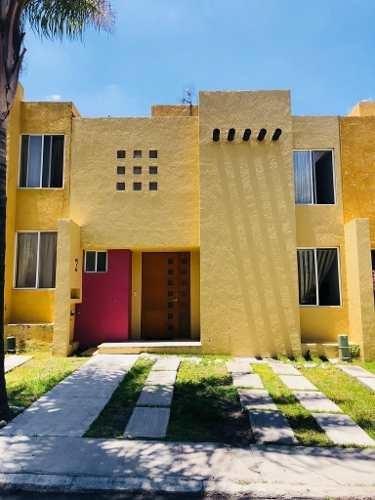 Casa En Condominio Con Alberca, Camino Real,queretaro