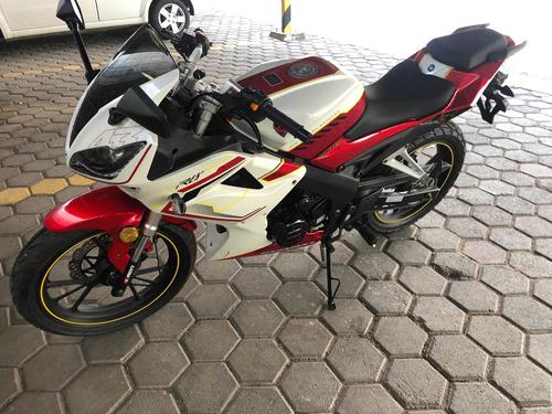 Imagen 1 de 8 de Carabela R8 250cc Moto Deportiva