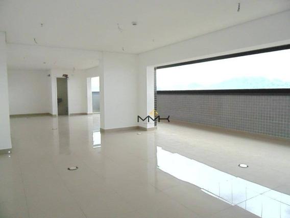 Laje Comercial Para Locação, Encruzilhada, Santos. - Lj0007