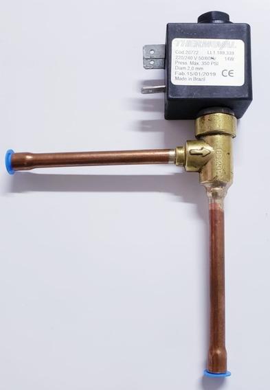 Conjunto Válvula De Gás Para Maquina De Gelo - Thermoval