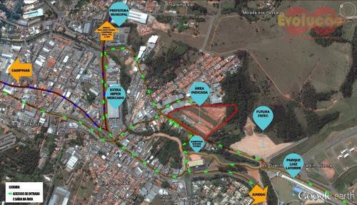 Imagem 1 de 6 de Área Industrial/ Comercial - Jardim Harizona - Te0473
