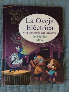 Libro La Oveja Eléctrica Como Nuevo
