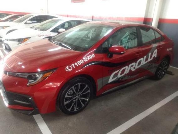 Toyota Corolla 4p Se 2.0l. Ta A/ac. Aut. F. Led Qc Ra-17