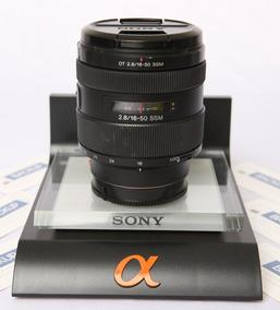 Lente Sony Dt 16-50mm F/2.8 Ssm A-mount