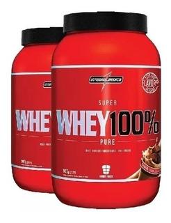 Whey 100% Pure 907g - Integralmedica 2x