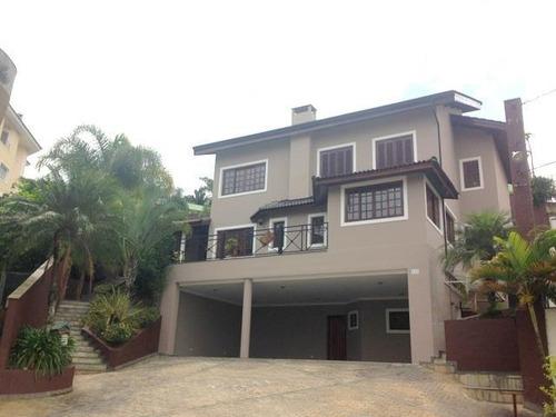 Casa Com 4 Dormitórios À Venda, 432 M² Por R$ 1.780.000,00 - São Paulo Ii - Cotia/sp - Ca1314