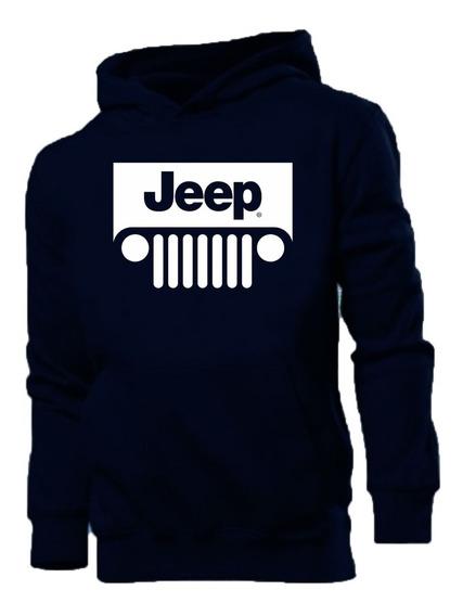 Blusa De Moletom Jeep Rally