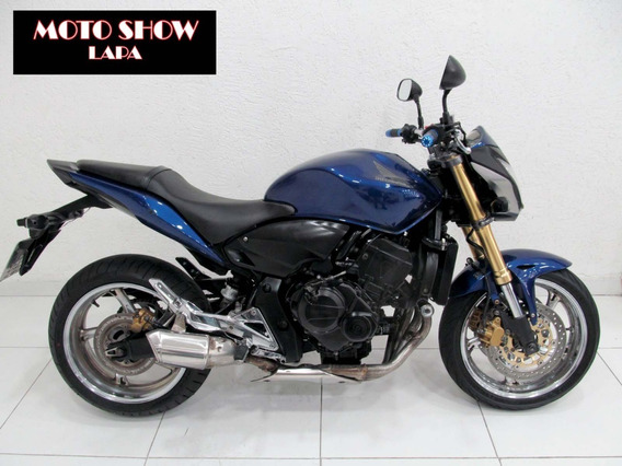 Honda Cb 600f Hornet 2012 Azul