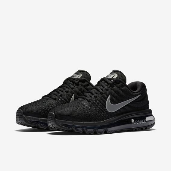Detalles de Nike Mujer Air Max 2017 Zapatillas Running 849560 Zapatillas Liquidación