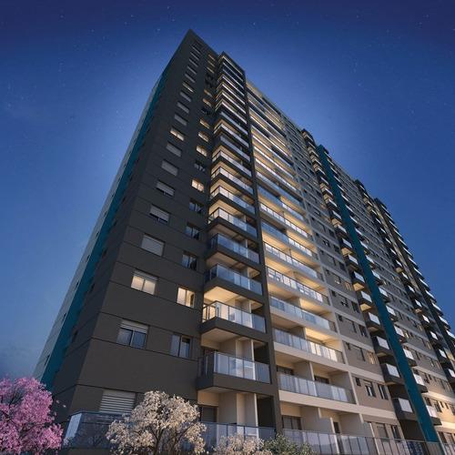 Apartamento Residencial Para Venda, Vila Monte Alegre, São Paulo - Ap8358. - Ap8358-inc