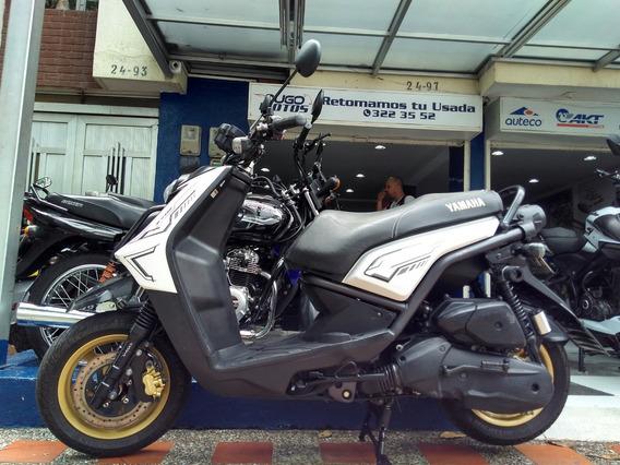 Yamaha Bws X 125 Modelo 2015 Al Día Recibimos Tu Moto Usada!