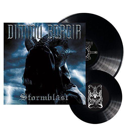 Dimmu Borgir Stormblast Lp + Compacto Death Cult Eonian
