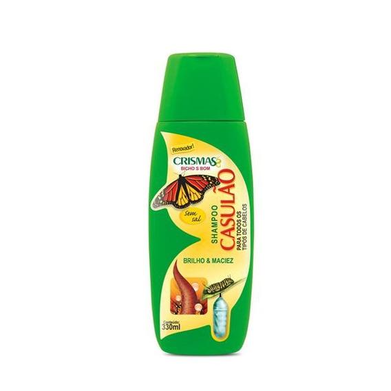 Kit 6 Shampoo Casulao 330 Ml